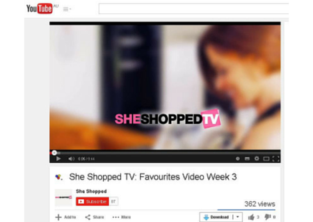 The LBD - She Shopped YouTube